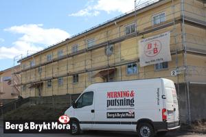 Fasadrenovering-Östermalm