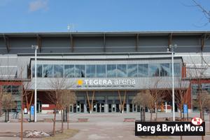 Tegera-Arena-Tak